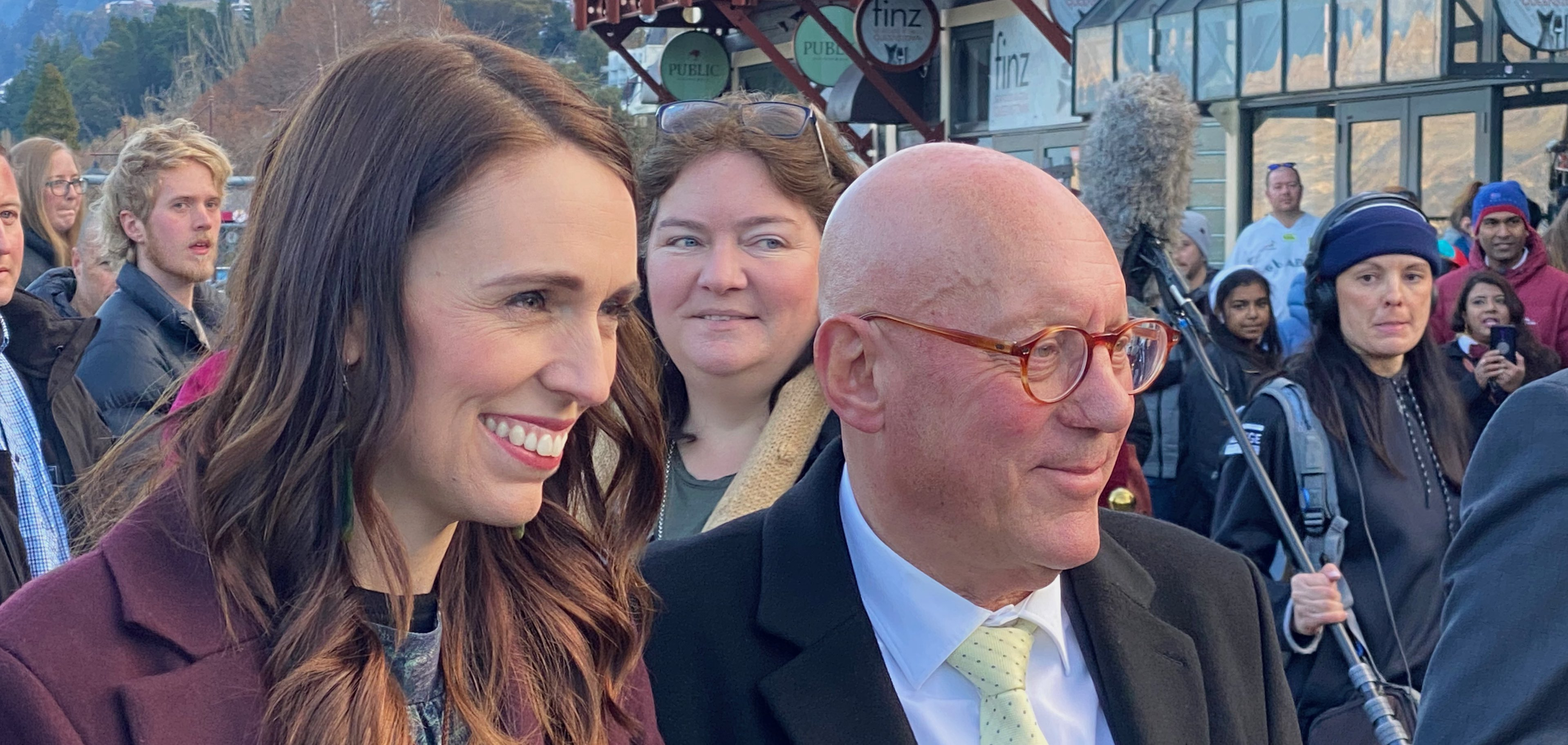 Ardern and Boult