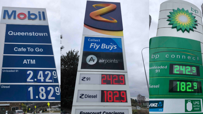 Commission Will Consider Qtown Fuel Price Fixing