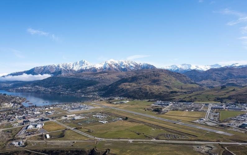 Queenstown Airport achieved a solid underlying profit and reported profit for FY21