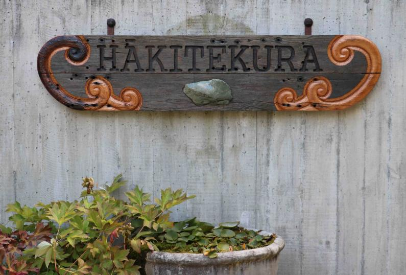 The Universitys donated property at Woolshed Bay will now be known as Hakitekura copy