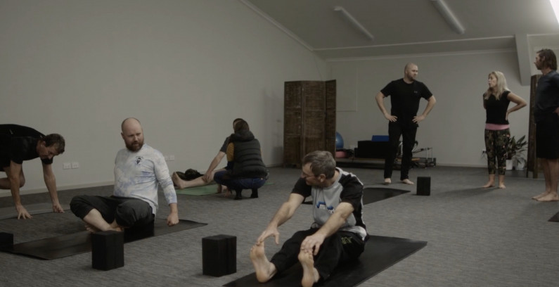 Tradie Yoga feature