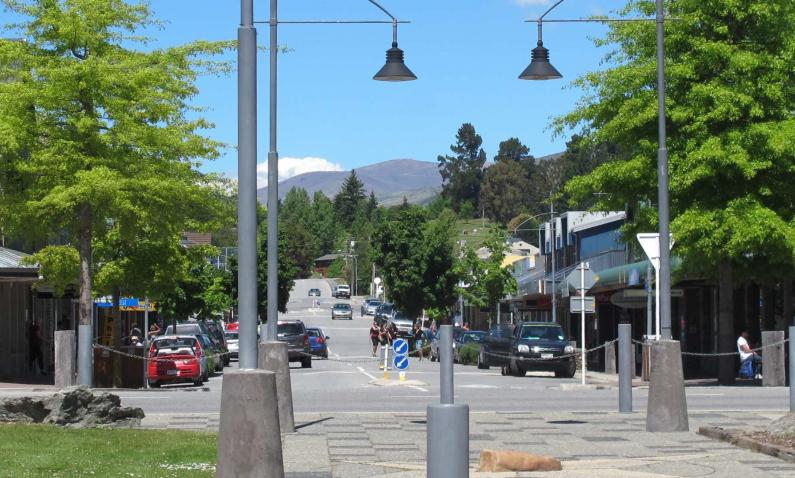Wanaka CBD Parking MR2