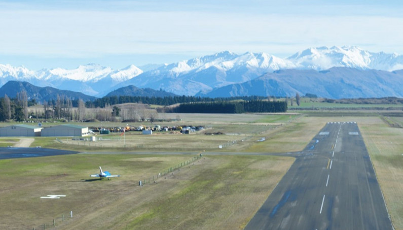 Wanaka airport aerial good MR