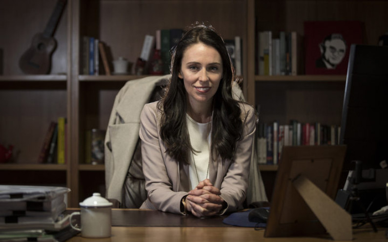 eight col PM Jacinda